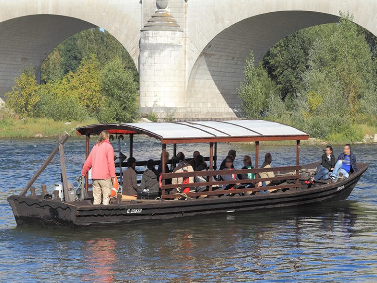 Boat trips on the Loire in Tours-1
