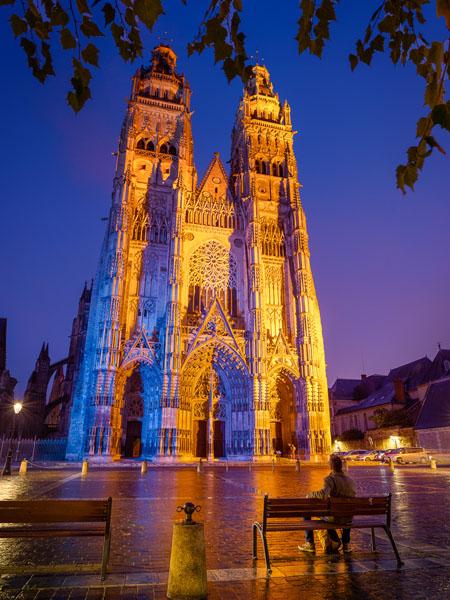 Saint-Gatien Cathedral-1