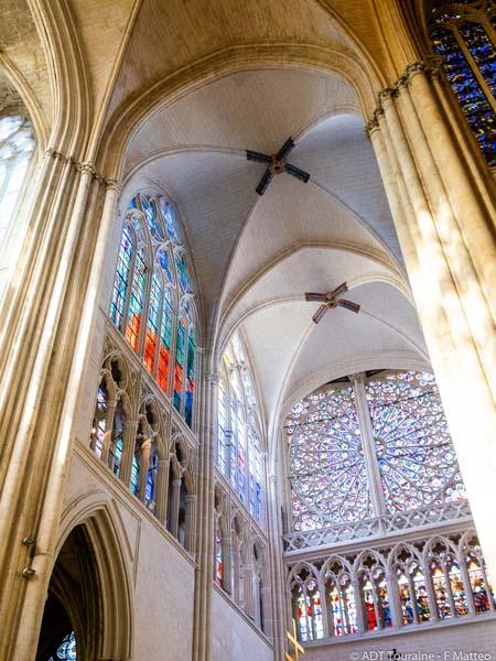 Saint-Gatien Cathedral-3