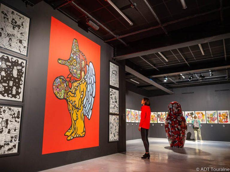 Olivier Debré Contemporary Art Centre-5