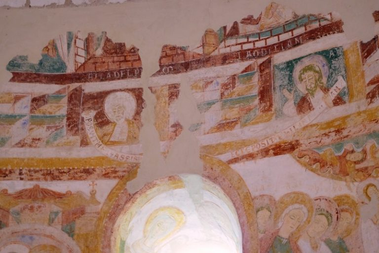 Saint-Jean du Liget Chapel-3
