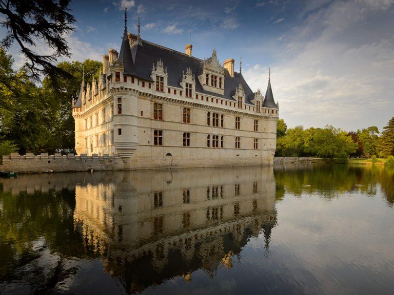 Château of Azay-le-Rideau-1