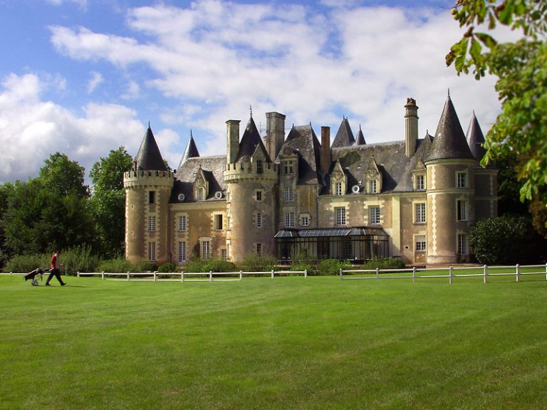 Golf of Chateau des Sept Tours-1