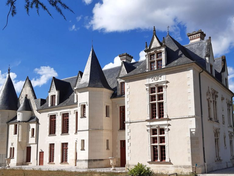 Château de Cangé-1