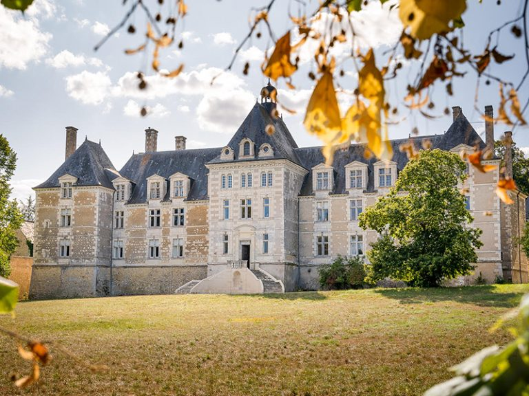 Château of Marcilly-1