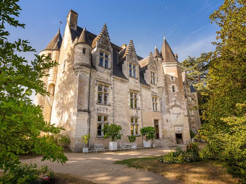 Château of Montrésor - France