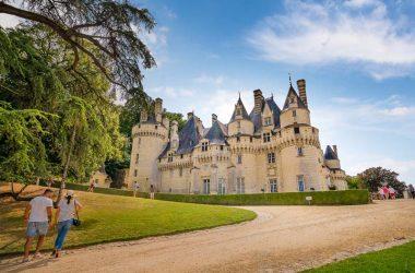 Château of Ussé – Rigny-Ussé, Loire Valley, France.
