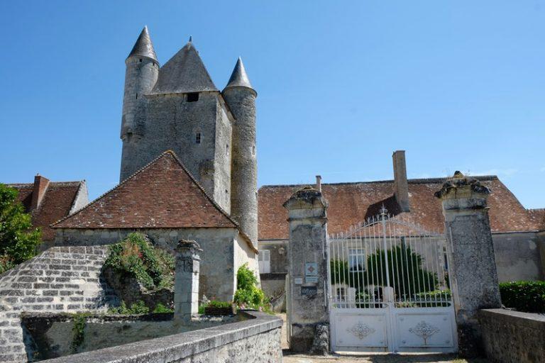 Château of Bridoré-1