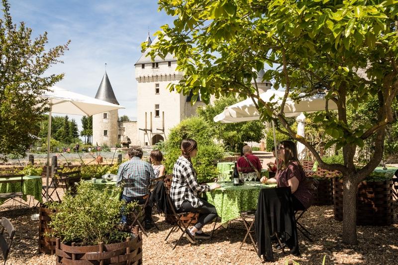 The pleasure of food and drink - Château du Rivau