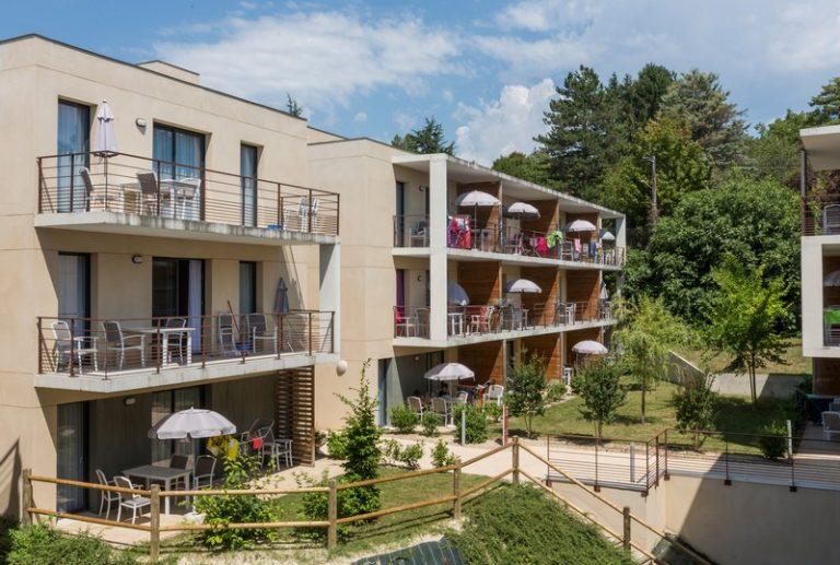 Résidence hôtelière Odalys – Le Clos Saint Michel-2