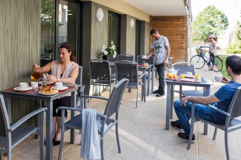Résidence hôtelière Odalys – Le Clos Saint Michel-8