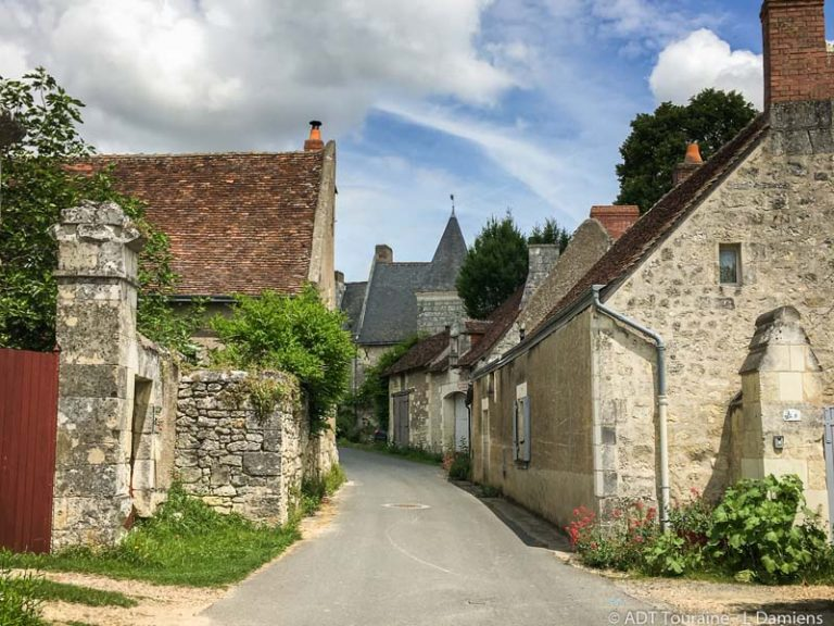 The Courtineau troglodyte dwellings-3