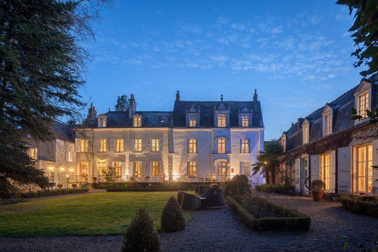 Restaurant du Clos d'Amboise-3