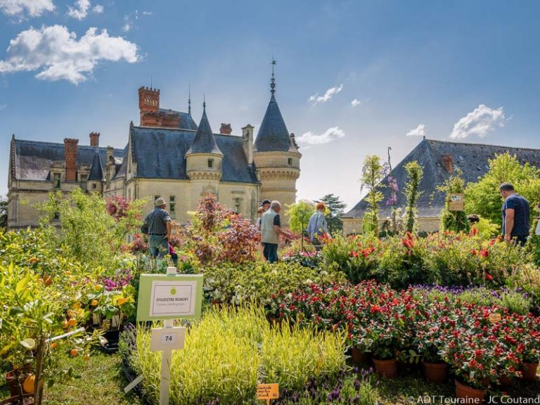 Festival of plants at La Bourdaisière-2