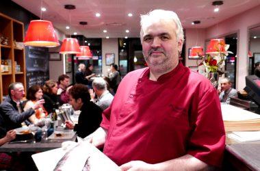 Florent Martin – Au Martin Bleu restaurant