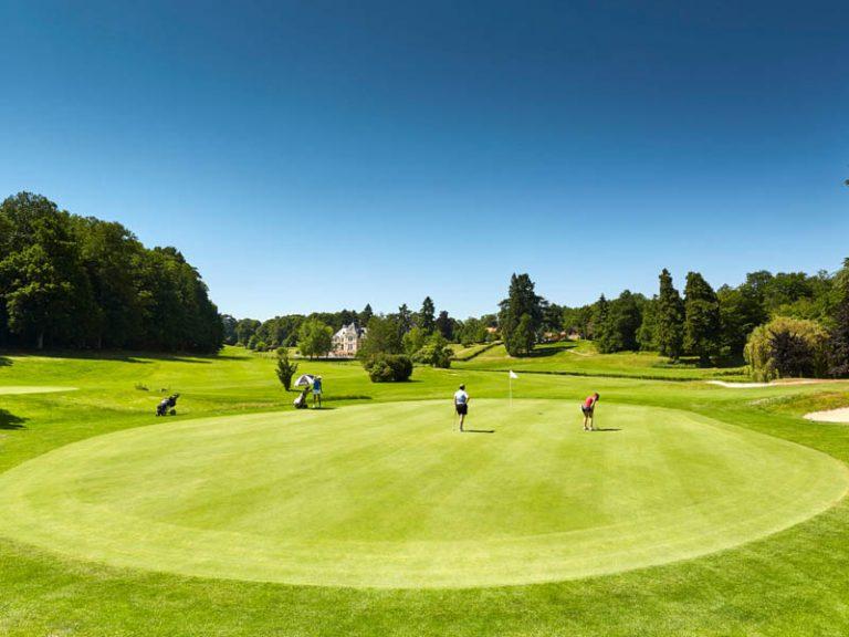 Tours Ardrée Blue Green Golf-1