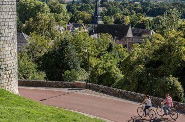 The village of Le Grand-Pressigny