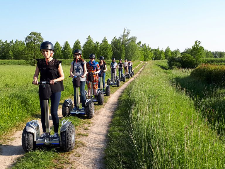 Gyroway – Cross-country gyropod strolls and electric scooter-1