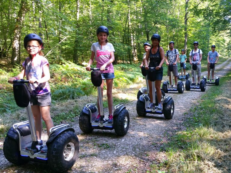 Gyroway – Cross-country gyropod strolls and electric scooter-5