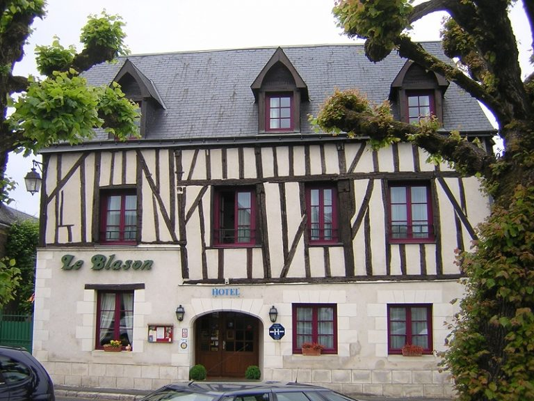 Hôtel Le Blason-1
