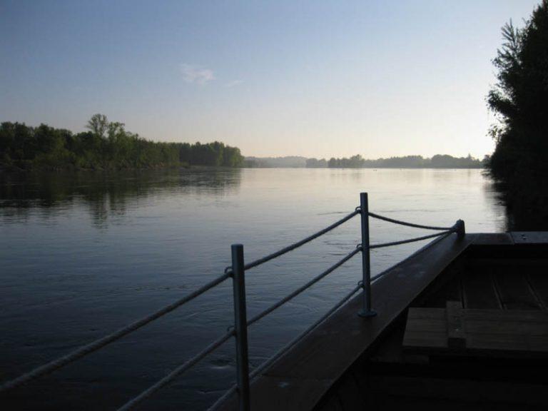 La Toue Reine houseboat-3
