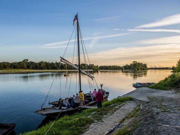 Les bateliers des vents d'galerne – Boat trips on the Loire-1
