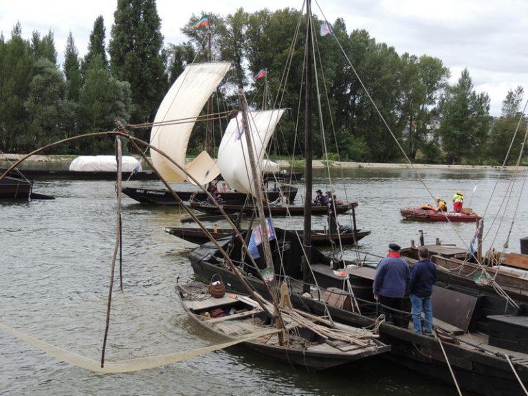 Les bateliers des vents d'galerne – Boat trips on the Loire-9