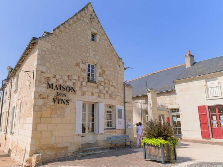 Wine house of Bourgueil-1