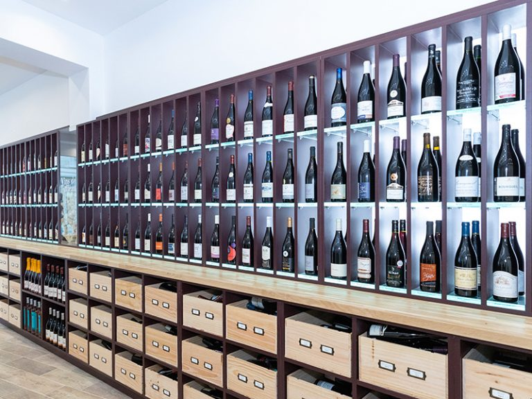 Wine house of Bourgueil in Langeais-10