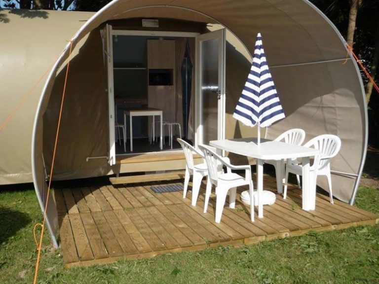 Le Cardinal campsite – Villa Cottage-3