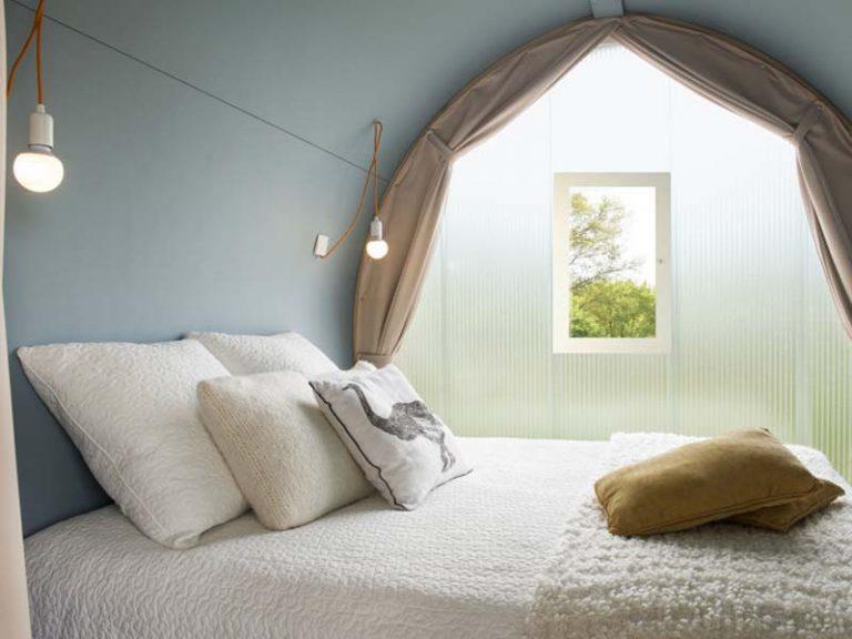 Le Cardinal campsite – Villa Cottage-2