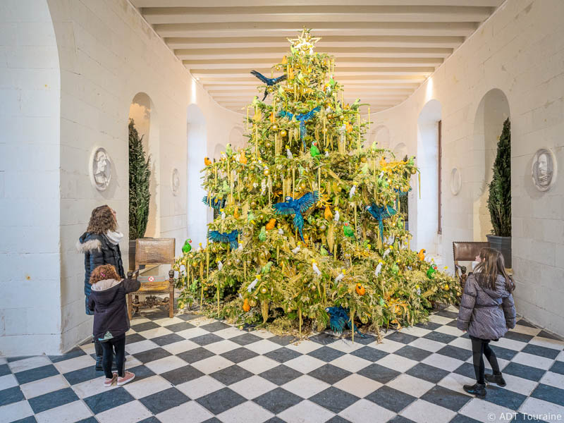 Christmas magic in the land of chateaux - For 6 years, the chateau of Catherine de Medici celebrate Christmas, history and art. A great event near Paris for family with children, far from occult art. You will like it!