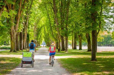 Park of Richelieu – France