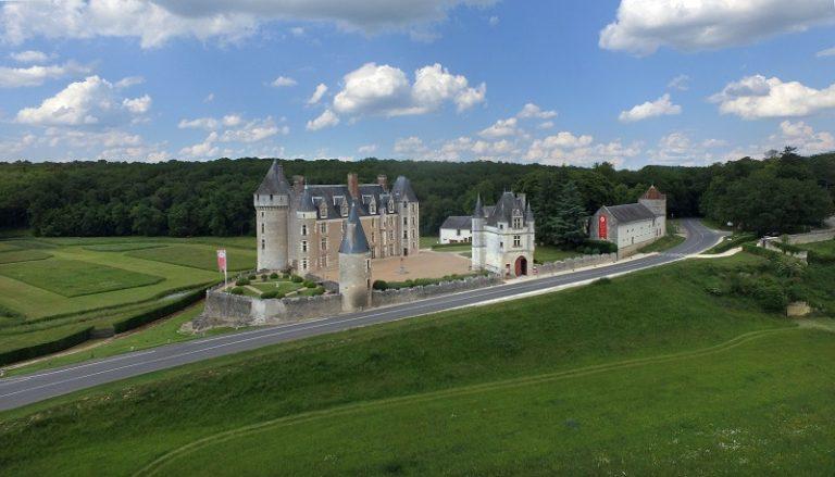 Château of Montpoupon-1