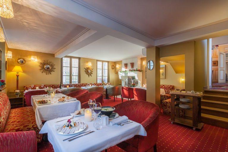 Restaurant du Clos d'Amboise-1