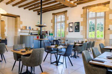 L'épine restaurant – Azay-le-Rideau, France.