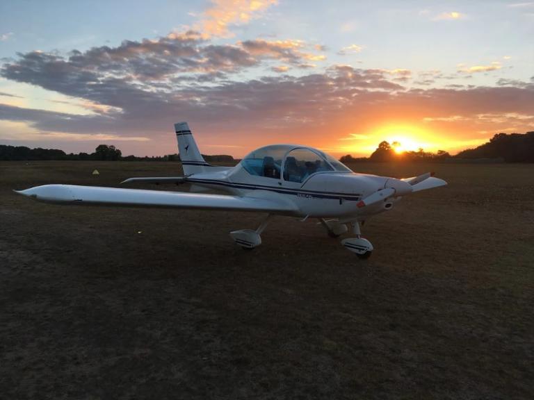 Base ufolep – Microlight flights-3