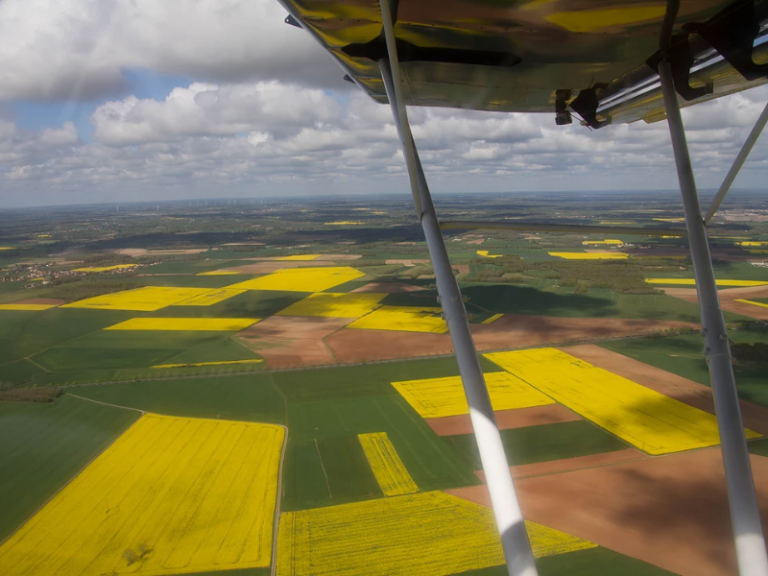 Base ufolep – Microlight flights-2
